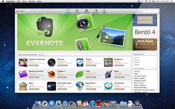 Mac Os X Lion App Store Download