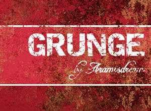 Grunge Brushes - Brushes para Photoshop