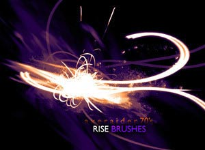 Rise Brushes - Brushes para Photoshop