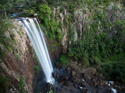 Queen Mary Falls - Melhores Wallpapers
