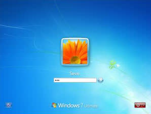 Login Windows