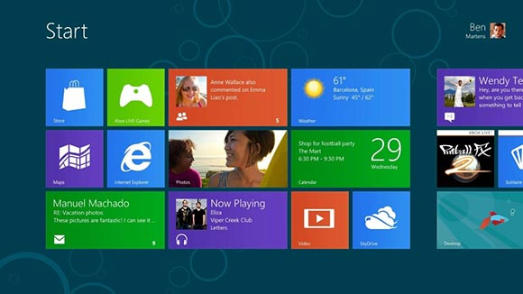 Download Windows 8 Beta - Windows 8 Consumer Preview