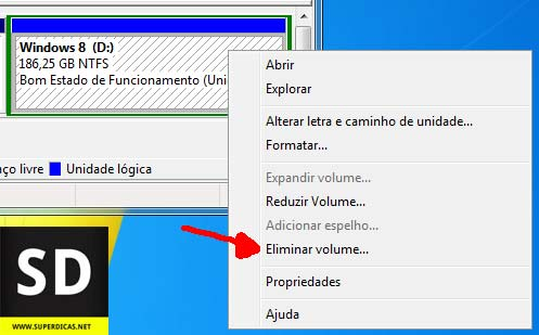 Como Desinstalar o Windows 8 do Dual Boot