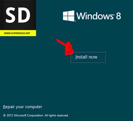 Como Instalar o Windows 8 Beta?