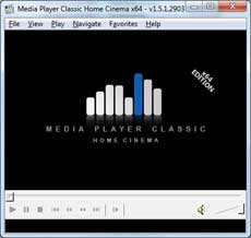 Windows Media Home Cinema