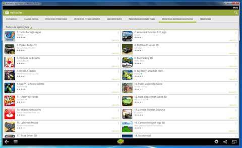 Bluestacks App Player - Rodar Apps Android no PC