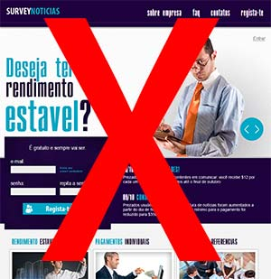 Fraude SurveyNoticias.com