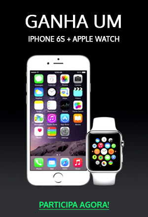 Sorteio SUPER DICAS iPhone 6S + Apple Watch