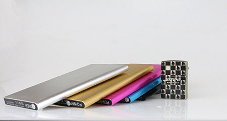 Power Bank Slim 20.000mAh Dual USB